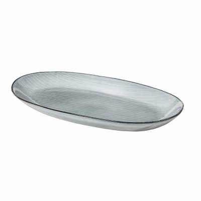 BROSTE NORDIC SEA LARGE OVAL PLATE