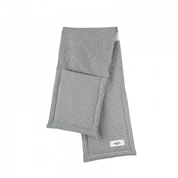 THE ORGANIC COMPANY OVEN GLOVES - MORNING GREY