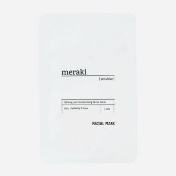 MERAKI FACIAL MASSK SENSITIVE