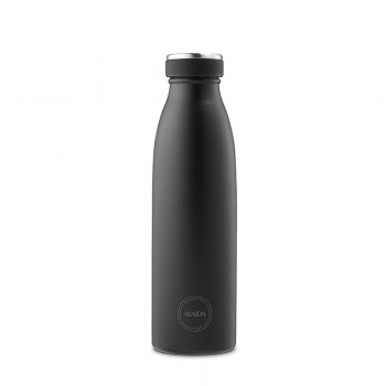 AYAIDA DRINKING BOTTLE MATT BLACK